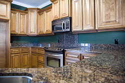 Cleveland Ohio Dark Granite kitchen - Cleveland Ohio GS Marble Ohio