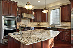 Cleveland Ohio Granite kitchen - Youngstown Youngstown